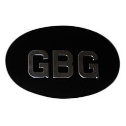 GBG Metal Badge – £20