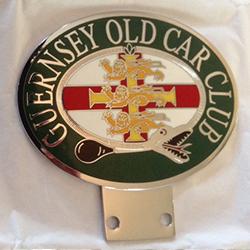 Metal Car Badge - £30